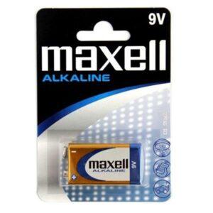 ΜΠΑΤΑΡΙΕΣ MAXELL ALKALINE 6 LF22 9V