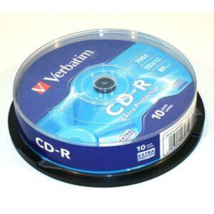 CD-R VERBATIM 10Τ 43437