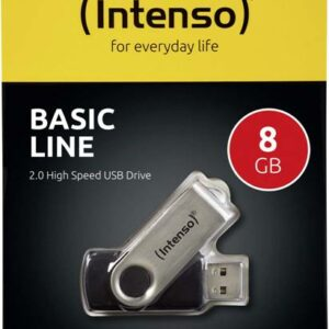 USB INTENSO 8GB BASIC LINE