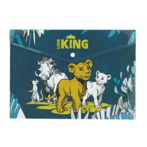 ΦΑΚΕΛΟΣ ΚΟΥΜΠΙ Α4 LION KING