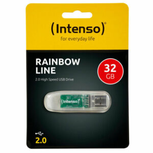USB INTENSO 32GB RAINBOW LINE