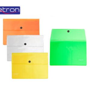 ΘΗΚΗ ΜΑΣΚΑΣ METRON PVC 2 ΘΕΣΕΩΝ