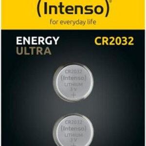 ΜΠΑΤΑΡΙΕΣ INTENSO ULTRA ENERGY BUTTON ΛΙΘΙΟΥ CR-2032 2 ΤΜΧ