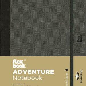 ΣΗΜΕΙΩΜΑΤΑΡΙΟ FLEXBOOK ADVENTURE 9x14 cm DOTTED (21.00078)