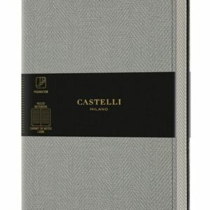 S????O??????? CASTELLI MILANO HARRIS COLLECTION ??G? 13X21CM S? G???