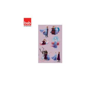 ΑΥΤΟΚΟΛΛΗΤΑ BSB BLISTER 3Φ. 78x125mm FROZEN II